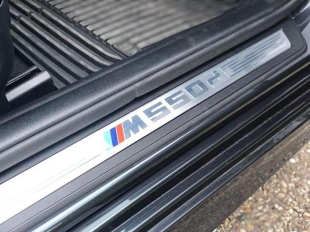 BMW 5-serie Touring M550xd