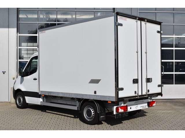 Mercedes-Benz Sprinter 314 CDI 143PK BAKWAGEN MET DEUREN | AIRCO, CRUISE CONTROL, RADIO/BLUETOOTH, BRIJRIJDERSBANK | CERTIFIED 24 MAANDEN GARANTIE!