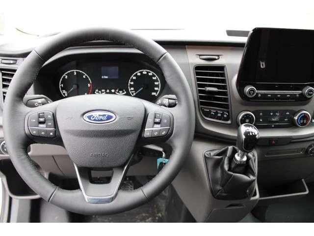 Ford Transit NEW 330/350L 2.0 TDCI 130pk L3H2 Trend Apple carplay met achteruitrijcamera met downlight, Led in laadruimte, Voorruitverwarming, Etc.