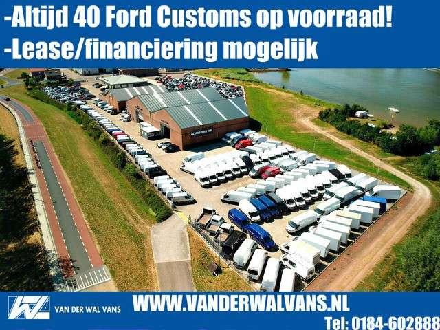 Volkswagen Crafter 50 2.0 TDI bakwagen + klep bak=4.60m lang!