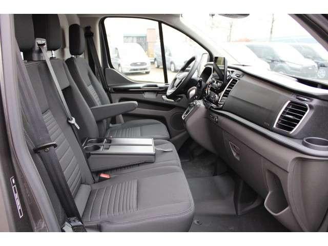 Ford Transit Custom 300L 2.0 TDCI 130 pk L2 Limited Adaptive cruise control, Lane assist, Navigatie, Camera, 2 Schuifdeuren