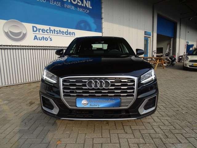 "Audi Q2 1.4 TFSI S-Line Aut./S-Tronic! Leer! Full LED! Camera! Navi! Stoelverw! 18""Inch! Parkeersensor!"