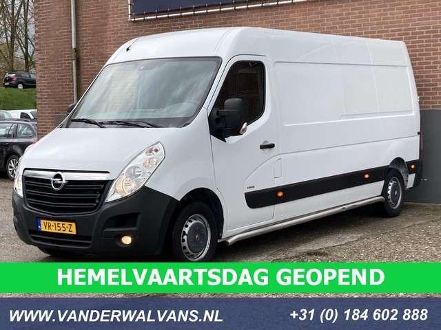 Opel Movano 2.3 CDTI L3H2 *POST NL inrichting* Airco, camera, cruisecontrol