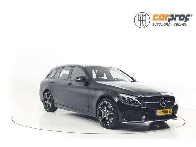 Mercedes-Benz C-klasse Estate 450 AMG 4MATIC Camera comand