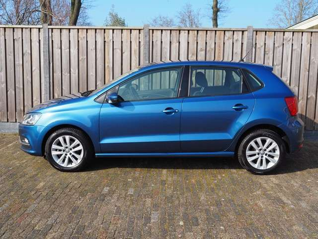 Volkswagen Polo 1.2 TSI 5-drs Trekhaak Airco Cruise Controle Bluetooth Comfortline