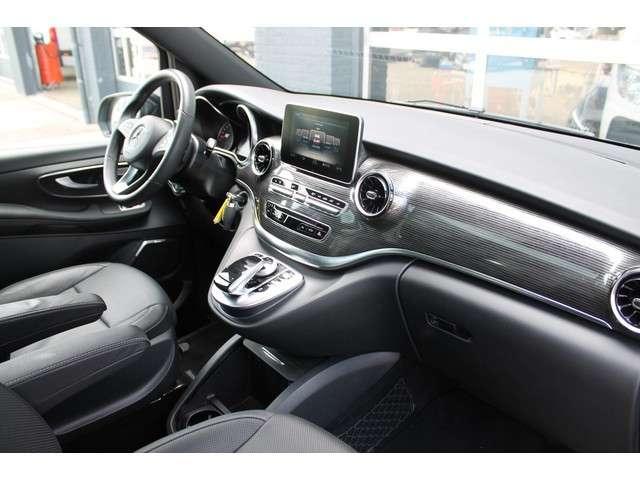Mercedes-Benz V-Klasse V300 241PK 4-MATIC L2 DUBBEL CABINE AVANTGARDE | DISTRONIC, PANORAMADAK, STOELKOELING, COMMAND ONLINE, SPORT PAKKET | CERTIFIED 24 MAANDEN GARANTIE!