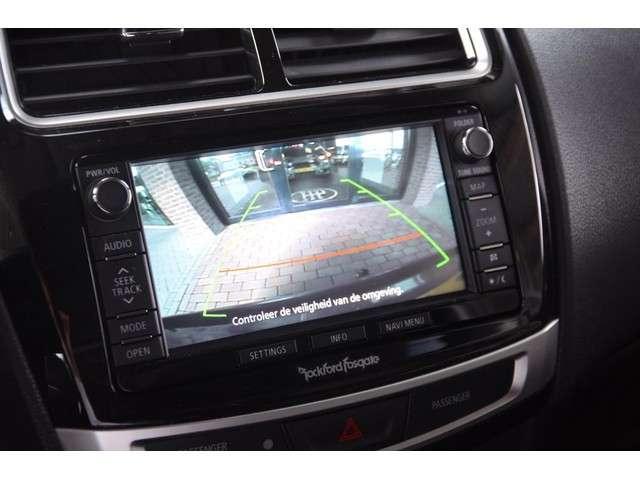 Mitsubishi ASX 1.6 Cleartec Intense+ Panoramadak Trekhaak Navigatie Keyless Camera Rockford